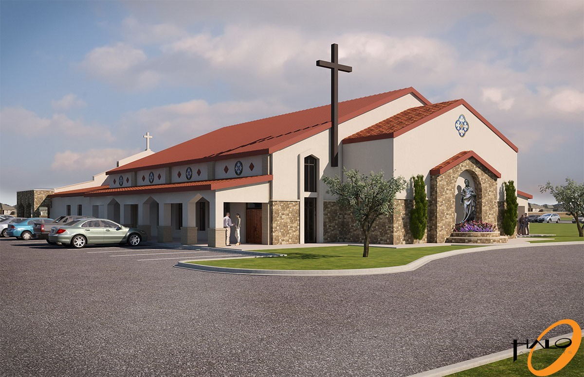 Halo: Church Architects & Commercial Architects in Lubbock, TX